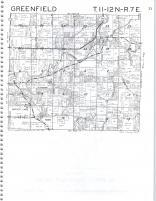 Map Image 018, Sauk County 1981